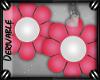 o: Flower Earrings F