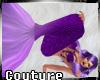 (A) Mermaid Purple