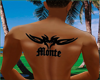 Monte Custom Tattoo