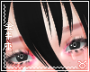 ♉ Black Bangs