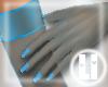 [LI] Blu Gloves