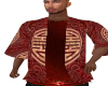 ^KITI^ kimono shirt