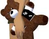 *AT* CHHS Teddy bear