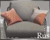 Rus Burke Sleek Chair
