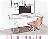 A* Blush Desk
