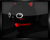 Blk/Red Kitty Ride