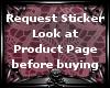 ~MN~ Requests Sticker