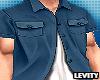 Casual Blue Shirt