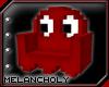 Gamer: Ghost Chair
