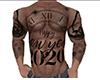 New Year 2020 Tattoo (M)