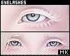 金. White Eyelashes