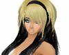Black&Blonde w/ headband