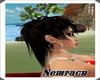 (NR) Haku black hair