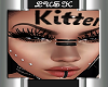 Kitten FACE TATT/PIERCI