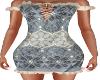 Lyra Blue Dress