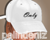 [P] Only white cap