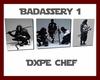 Dxpe Chef - 3 x Pix