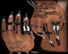Tattoo Hands w/ Rings