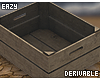 ` Wooden Crate