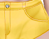 B! Soft Yellow FMB short