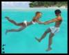 Kick your Feet n Swim