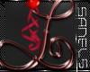 Valentine  Letter L
