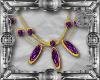 Glorious Purple Necklace
