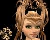 Blonde Chiffon Twii