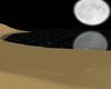 Moon Night love beach
