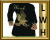 LWH Hawk suit top custom