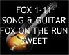 Fox On The Run +Guitar