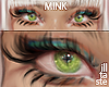 MINK. lashes Top+Bottom