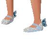 Kids Blue Magnolia Shoes