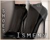 [Is] Pointy Black Heels