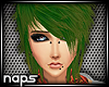 !N! Ec Emo Green Hair