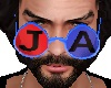 Jonny Afro 3D JA Glasses