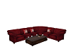 Red Couch grouping