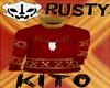 Rusty Xmas Sweater