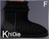 K black winter boots F