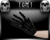 [DM] PVC Gloves Black