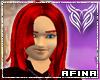 Alex - Scarlet Shimmer