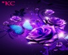 *KC Purple Rose Poster