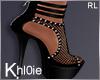 K Mel heels