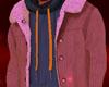 90's Hooded Coat