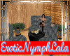 africam rattan chairs