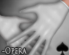 Cat~ Opera .Gloves