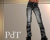 PdT Old Black Jeans M