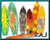 (A) Surf Boards Pose