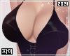 PVC | Black corset
