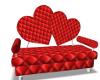 Heart Love Seat